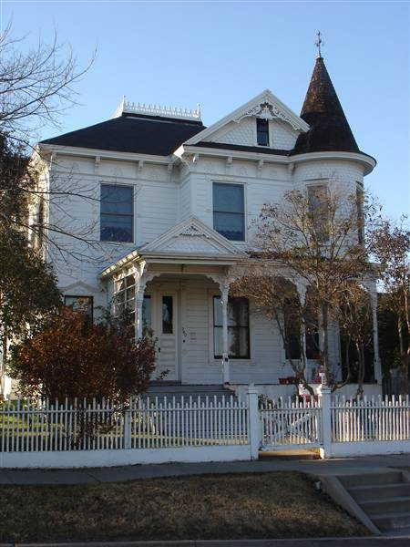 Captain Larsen Home, Rio Vista